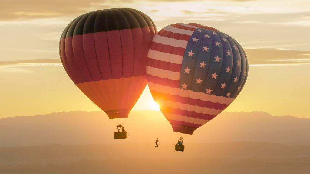 ballon highline deutschland usa