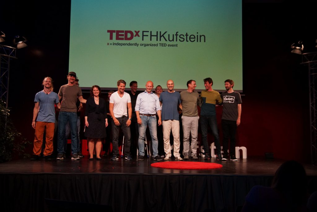 TED talk, Präsentation